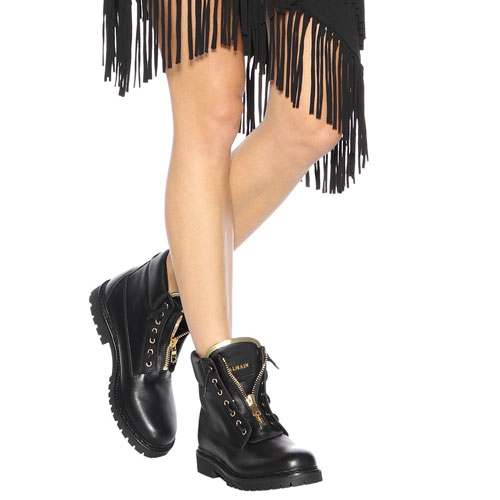 THE HOTTEST COMBAT BOOTS