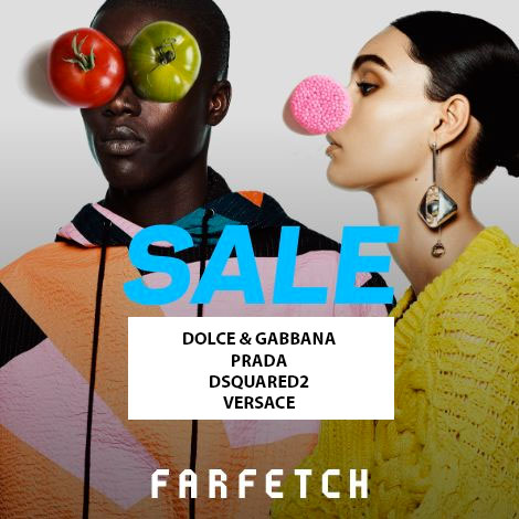 TOP BRANDS ON SALE AT FARFETCH