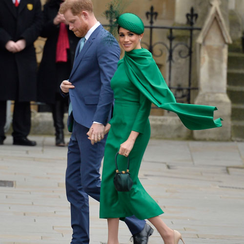 A ROYAL TOUCH OF CLASS WITH MEGHAN MARKLE'S SHEATH DRESS