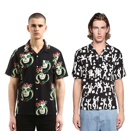 FASHION TRENDS IN MEN'S SHIRTS