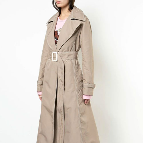 A SEASON FOR TRENCH COATS