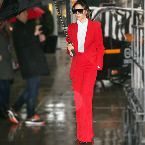 PALAZZO TROUSERS, VICTORIA BECKHAM'S STYLE