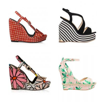 THE PRINTED WEDGE